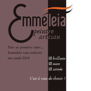 Carte de vœux 2014 Emmeleia